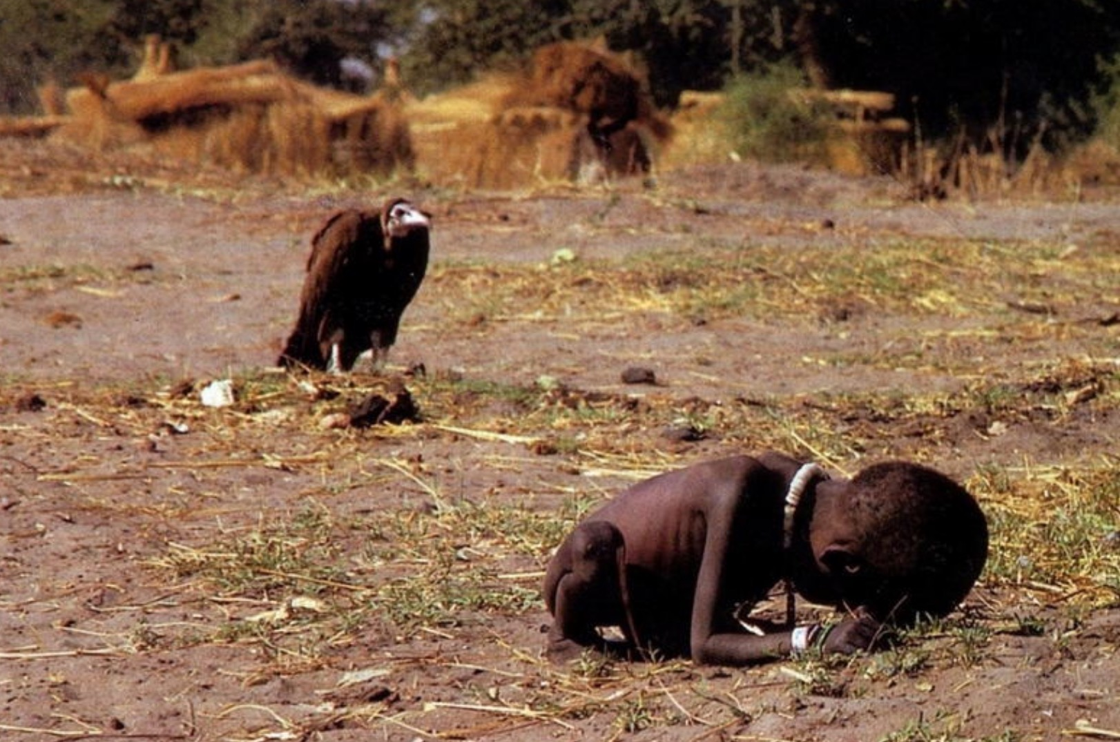 Pulitzer Prize Winning Photo by Kevin Carter