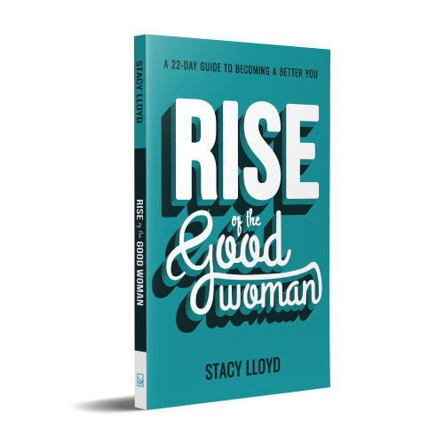 Rise of the Good woman book cover